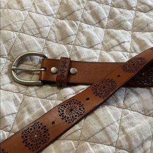 Lucky Brand leather belt